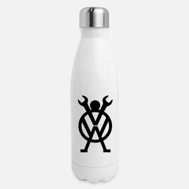 W - Insulated Stainless Steel Water Bottle