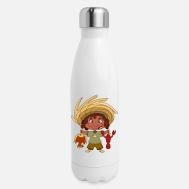 Fisherman fisherman - Insulated Stainless Steel Water Bottle