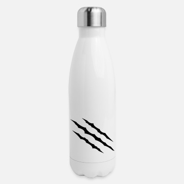 Scratch scratch - Insulated Stainless Steel Water Bottle