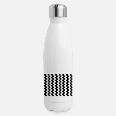 Visual Illusion Visual illusion 2 - Insulated Stainless Steel Water Bottle