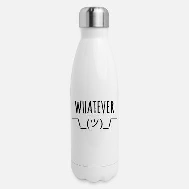 Whatever whatever - Insulated Stainless Steel Water Bottle
