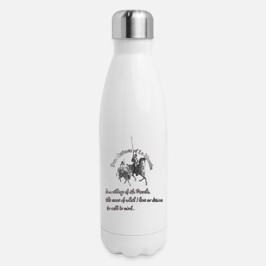 Quijote Don quijote Gustave Doré - Insulated Stainless Steel Water Bottle