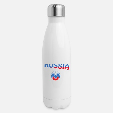 Worldcup russia worldcup - Insulated Stainless Steel Water Bottle