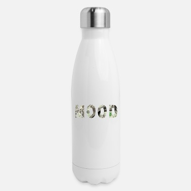 Hipster Mood Dollar - USD Money Maker - Business - Insulated Stainless Steel Water Bottle