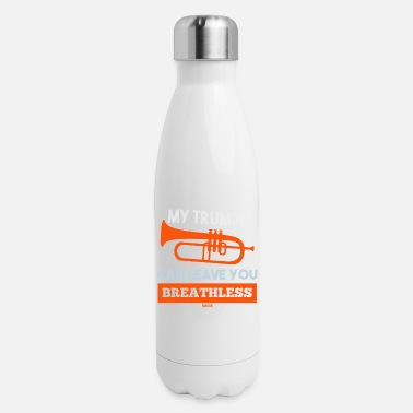 Brass Trumpet Brass Band Brass - Insulated Stainless Steel Water Bottle