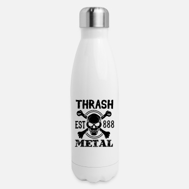 Thrash Thrash metal - Insulated Stainless Steel Water Bottle