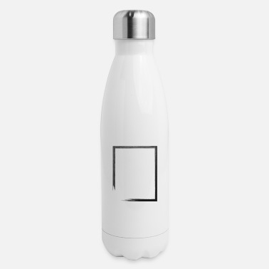 Rectangle Rectangle - Insulated Stainless Steel Water Bottle