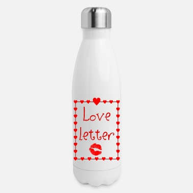 Love Letter love letter - Insulated Stainless Steel Water Bottle