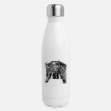 Ny New York - Insulated Stainless Steel Water Bottle