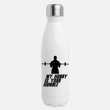 Crossfit Crossfit - Insulated Stainless Steel Water Bottle