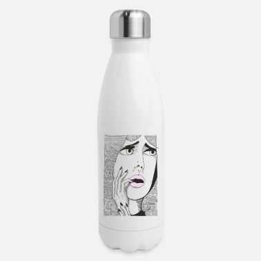 The Lady - Insulated Stainless Steel Water Bottle