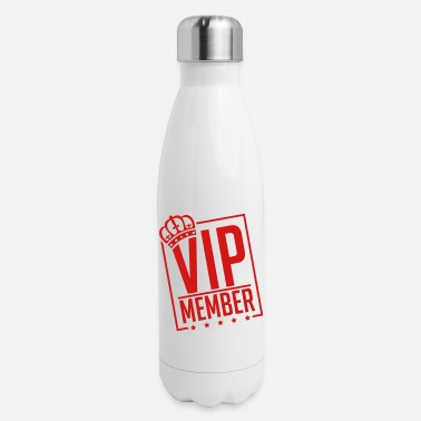 vip_member_by1 - Insulated Stainless Steel Water Bottle