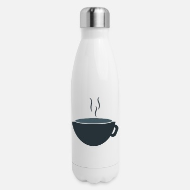 Coffe Coffe - Insulated Stainless Steel Water Bottle