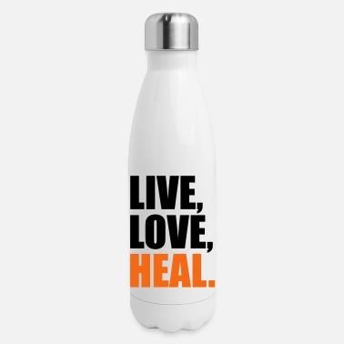 Healing heal - Insulated Stainless Steel Water Bottle