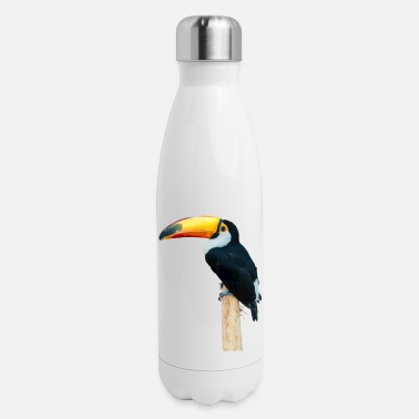 Beak Big Beak Parrots - Insulated Stainless Steel Water Bottle