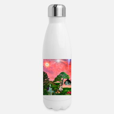 Amazing amazing dream - Insulated Stainless Steel Water Bottle