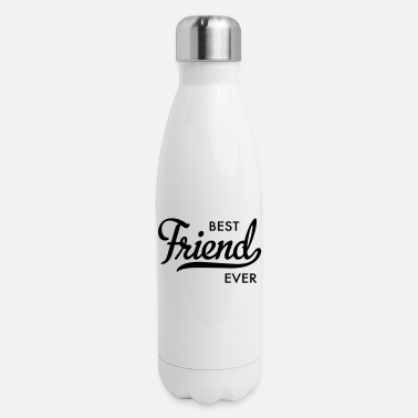 Friend Friend - Insulated Stainless Steel Water Bottle