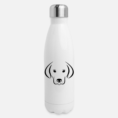 Present Idea dog present present idea - Insulated Stainless Steel Water Bottle