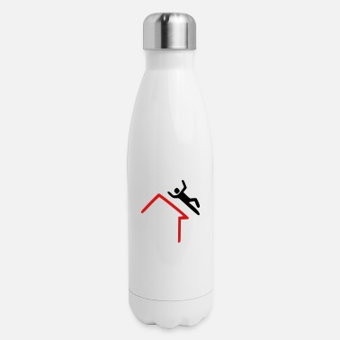 Fall Falling - Insulated Stainless Steel Water Bottle