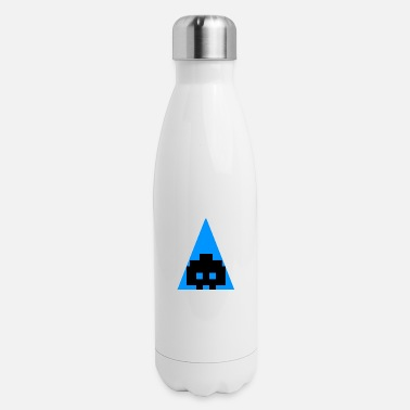 Pixel pixel - Insulated Stainless Steel Water Bottle