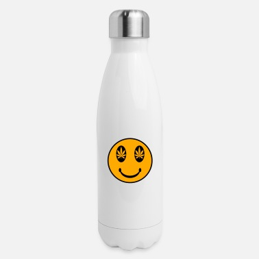 Cannabis cannabis - Insulated Stainless Steel Water Bottle