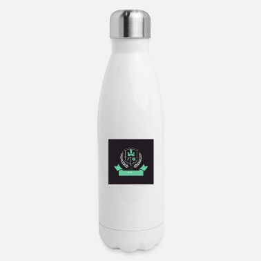 Education-culture EDUCATION - Insulated Stainless Steel Water Bottle