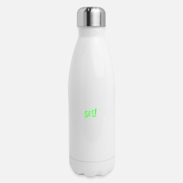 Set Set - Insulated Stainless Steel Water Bottle