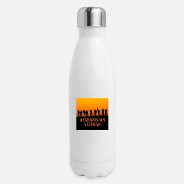 Afghanistan War Veteran Afghanistan War veteran - Insulated Stainless Steel Water Bottle