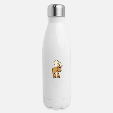 Moose Moose - Insulated Stainless Steel Water Bottle