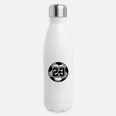 23 soccer Vector TAS - Insulated Stainless Steel Water Bottle