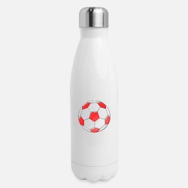 Regulation Football Football - Insulated Stainless Steel Water Bottle