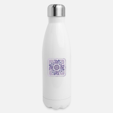 Lilac lilac - Insulated Stainless Steel Water Bottle