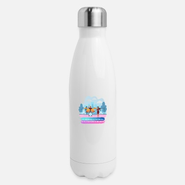 5 Seconds Of Summer Musician Funny - Insulated Stainless Steel Water Bottle