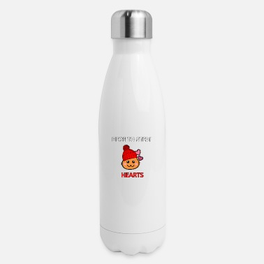Steal HERE TO STEAL - Insulated Stainless Steel Water Bottle