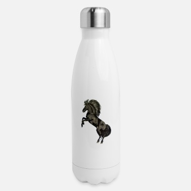 Stallion Black Stallion - Insulated Stainless Steel Water Bottle