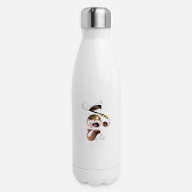 Fashion Fashion fashion show is - Insulated Stainless Steel Water Bottle