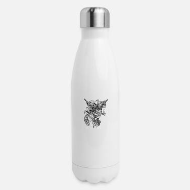 Dangerous Monster Creature Dangerous Scary Halloween - Insulated Stainless Steel Water Bottle