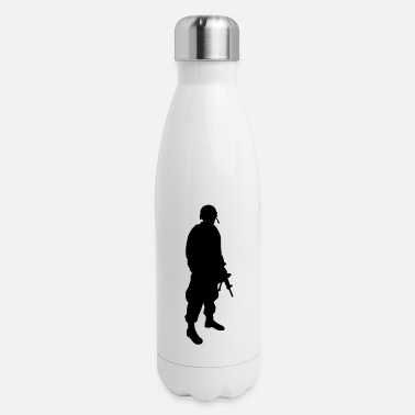 Grenadier Army Soldier - Insulated Stainless Steel Water Bottle