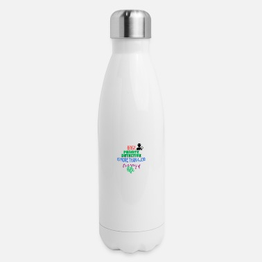 Private Private Detective - Insulated Stainless Steel Water Bottle