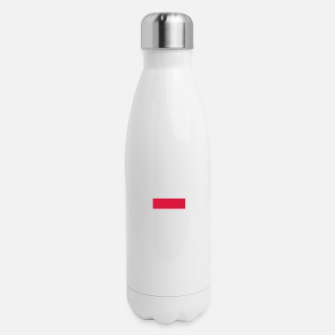 Polish Polish superpower - Insulated Stainless Steel Water Bottle