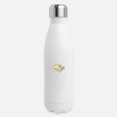 Egg Eggs - Insulated Stainless Steel Water Bottle