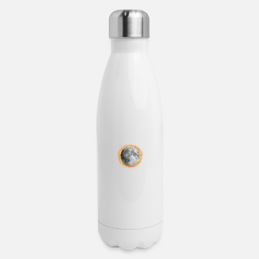 Solar Eclipse Solar Eclipse, Total Solar Eclipse 8 21 17 - Insulated Stainless Steel Water Bottle