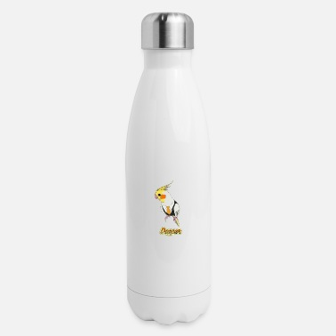 Dapper Dapper Birb - Insulated Stainless Steel Water Bottle