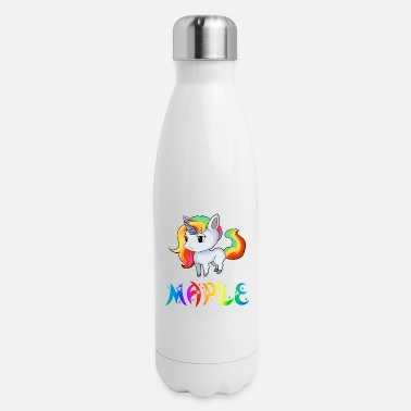 Maple Maple Unicorn - Insulated Stainless Steel Water Bottle