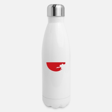 Down Down - Insulated Stainless Steel Water Bottle