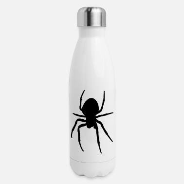 O Dia Das Bruxas Spider - Insulated Stainless Steel Water Bottle