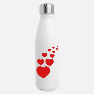 Affeto heart - Insulated Stainless Steel Water Bottle