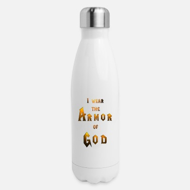 Armor Of God Armor of God - Insulated Stainless Steel Water Bottle