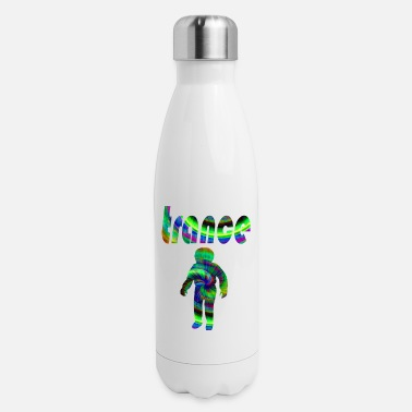 Trance trance 4 - Insulated Stainless Steel Water Bottle