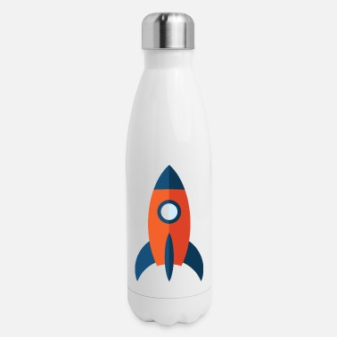 Rocketing Rocket - Insulated Stainless Steel Water Bottle